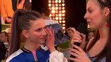 """Roksana Węgiel popłakała się przez Agustina Egurrolę. Co jej powiedział w """"Dance dance dance 3""""?"""