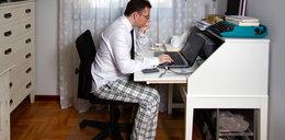 Fatalny wpływ pracy z domu na zdrowie. Skarży się na to co trzeci Polak
