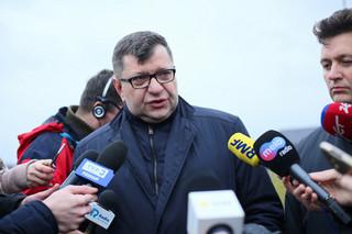 Zbigniew Stonoga opuścił areszt po wpłaceniu poręczenia majątkowego