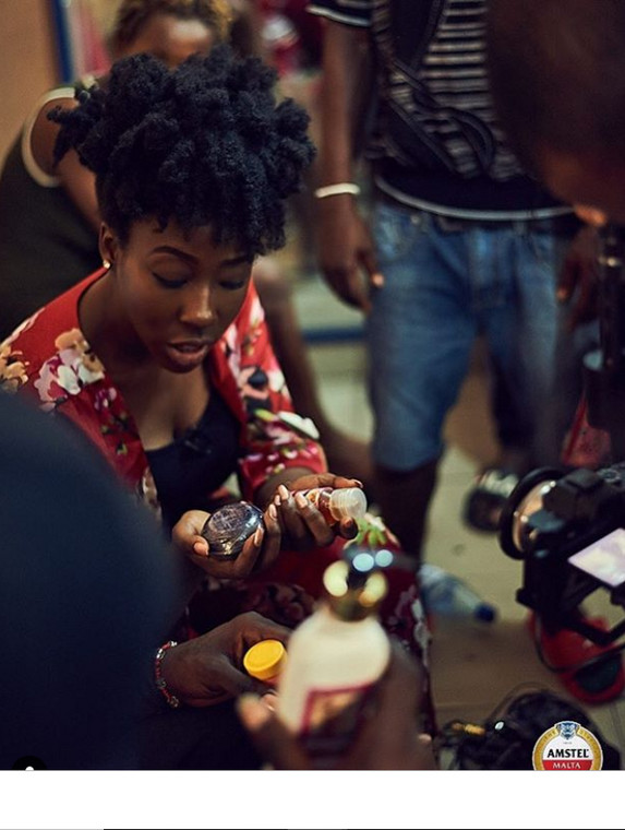 Beverly Naya reveals her style and beauty routines in an exclusive interview [Pulse Nigeria]