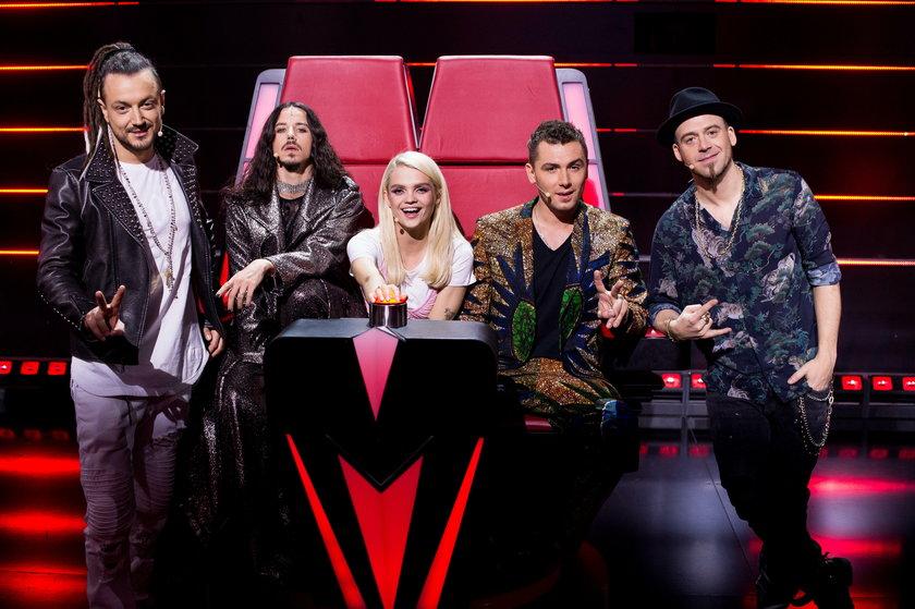 """Skład jury 10. edycji programu """"The Voice od Poland"""""""