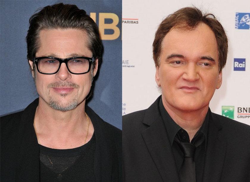 51 lat: Brad Pitt i Quentin Tarantino