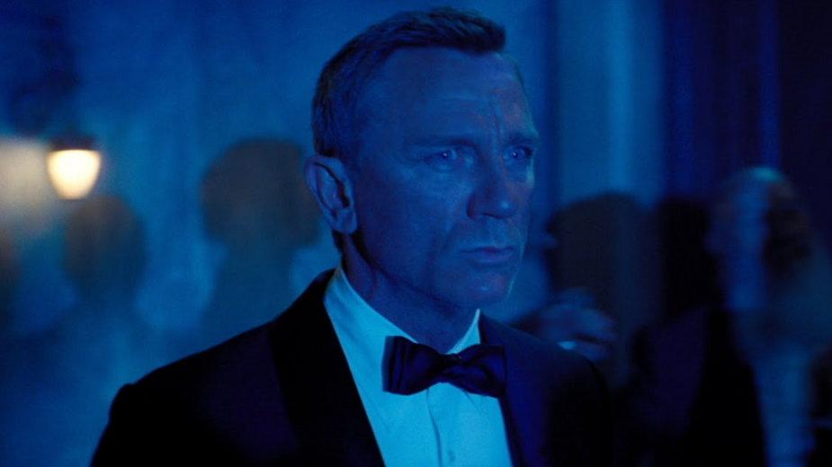 """Daniel Craig w filmie """"Nie czas umierać"""""""