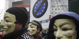 Dresiarze pomagają władzom Ukrainy