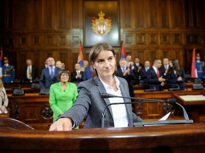 One su suštinski promenile stvari: Ana je postala prva premijerka u Srbiji, a ONE su raskrinkale najvećeg monstruma u Holivudu