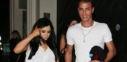 Króliczki Playboya z piłkarzem! Ale się zabawił