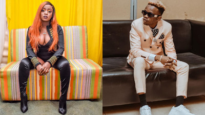 Nadia Mukami teams up with Tanzania's Marioo for 'JIPE' and its a big tune