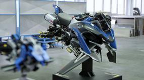Motocykl BMW inspirowany LEGO