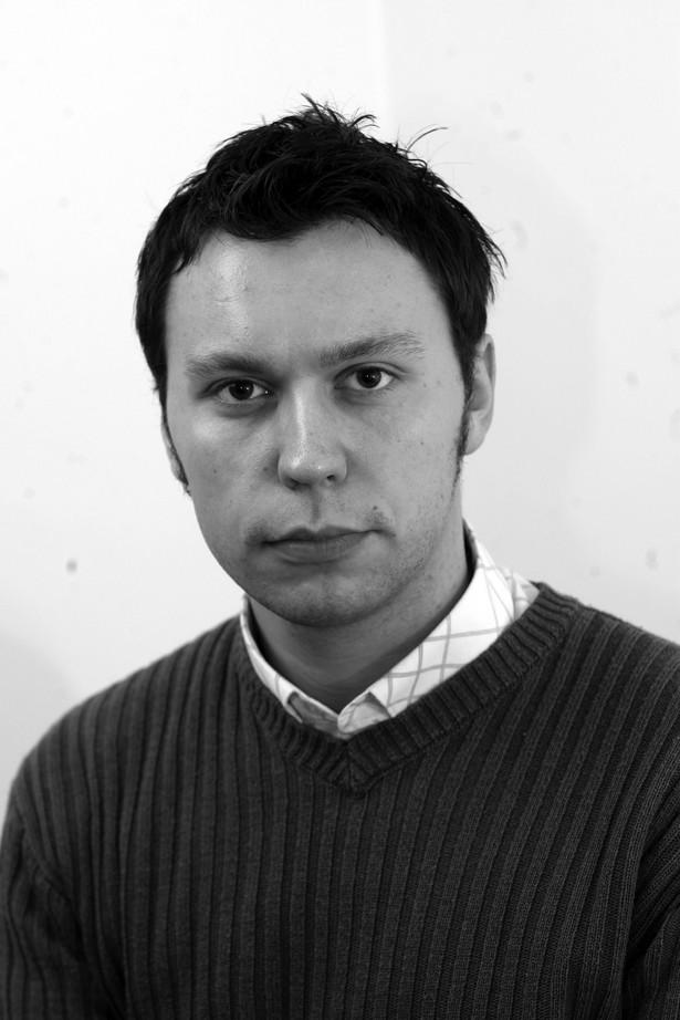 Rafał Woś dziennikarz działu życie gospodarcze świat