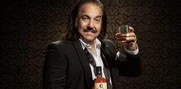 Gwiazdor porno sprzedaje rum
