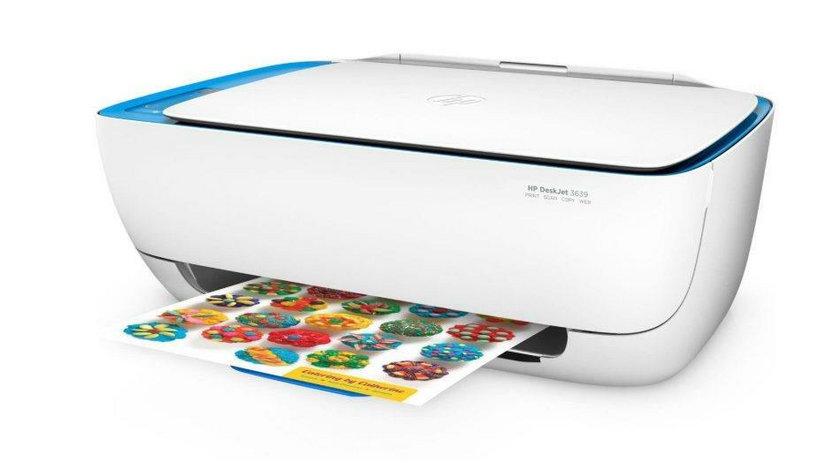 Drukarka HP DeskJet Ink Advantage 3639