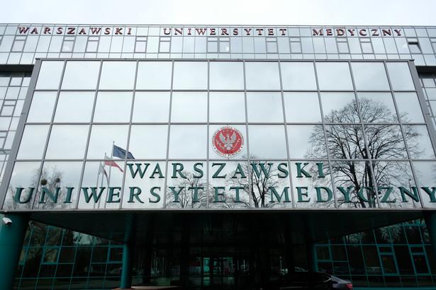 Warszawski Uniwersytet Medyczny WUM