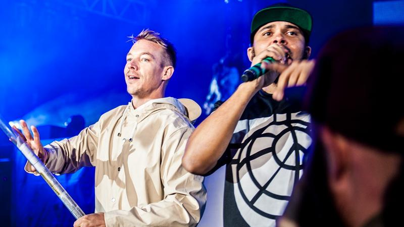 Open'er Festival 2015: Major Lazer