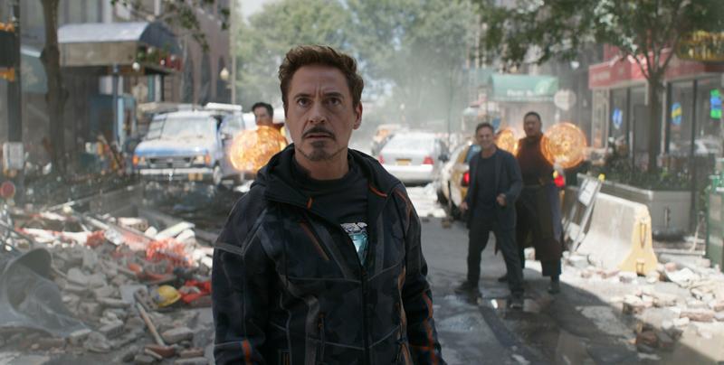 """""""Avengers: Wojna bez granic"""": ostateczny zwiastun"""
