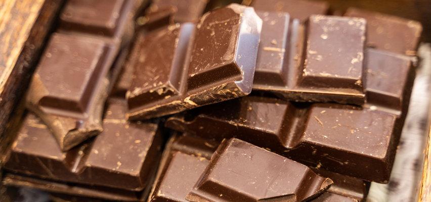 Lubisz tę czekoladę? Uważaj. Jest ostrzeżenie