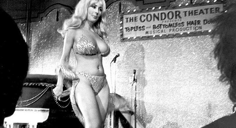 San Francisco's topless dancing pioneer, Carol Doda, dead at 78
