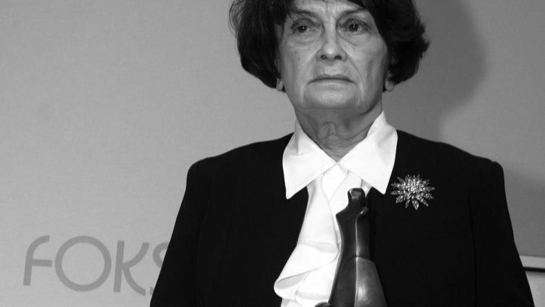 Jadwiga Kaczyńska, fot. PAP/Tomasz Gzell