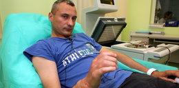 Solarium uratowało przeszczepioną rękę pacjenta