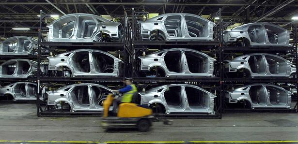 Zakłady Forda w belgijskim Genk.