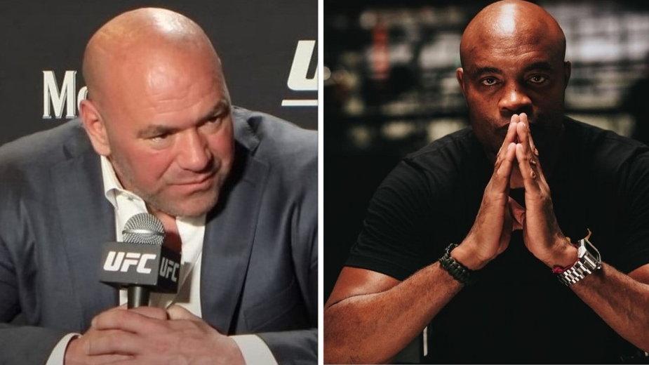 Szef UFC: Silva może być najlepszym fighterem