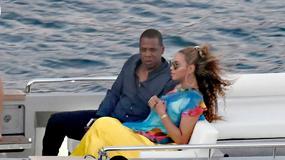 Beyonce i Jay Z wypoczywają na jachcie. Nie ma żadnego kryzysu w ich związku!