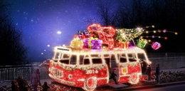 Zobacz świąteczną iluminację
