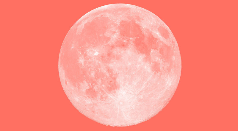 April 2020's Full Pink Super Moon In Libra Is Here To Bring Some Balance Back To Your Life