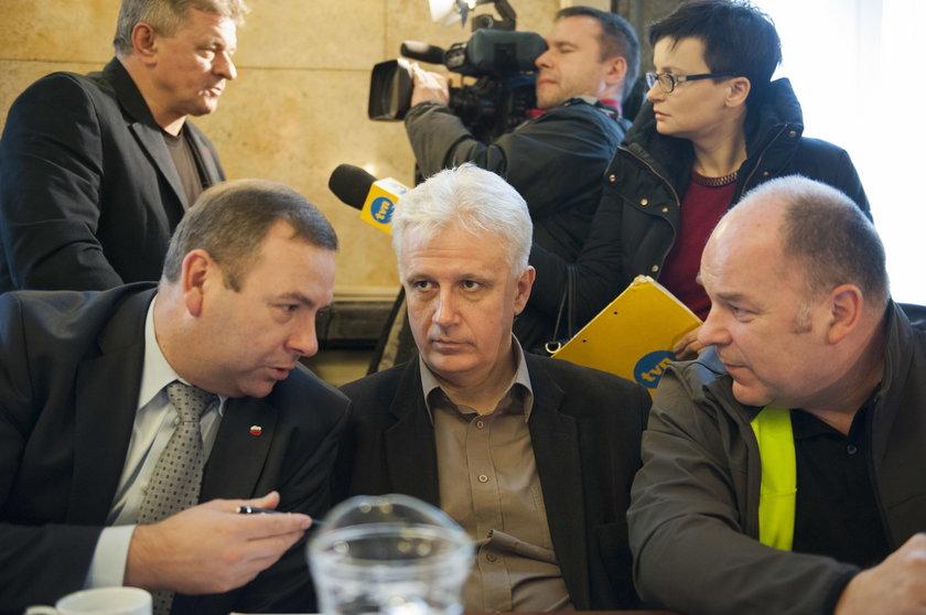 Katowice. Druga tura rozmów związkowców z rządem