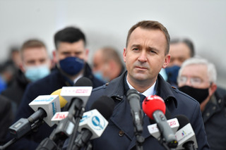 Minister Cieślak: Nie będę się zajmował polityką, tylko rozwojem samorządu [WYWIAD]