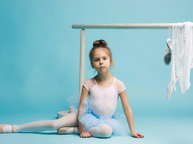 Moderni balet je odlična aktivnost za vaše dete, ali posebno u ovom uzrastu