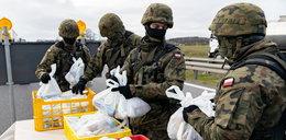 Większość Polaków uważa, że wojsko powinno pomagać osobom przebywającym na kwarantannie