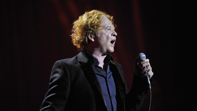 Mick Hucknall, a Simply Red frontembere /Fotó: Northfoto
