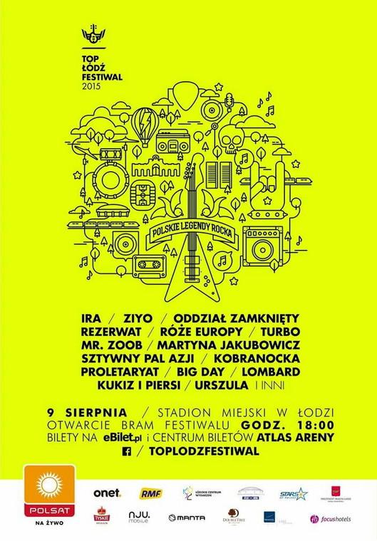 Top łódź Festiwal Zobacz Plakaty I Poznaj Szczegóły