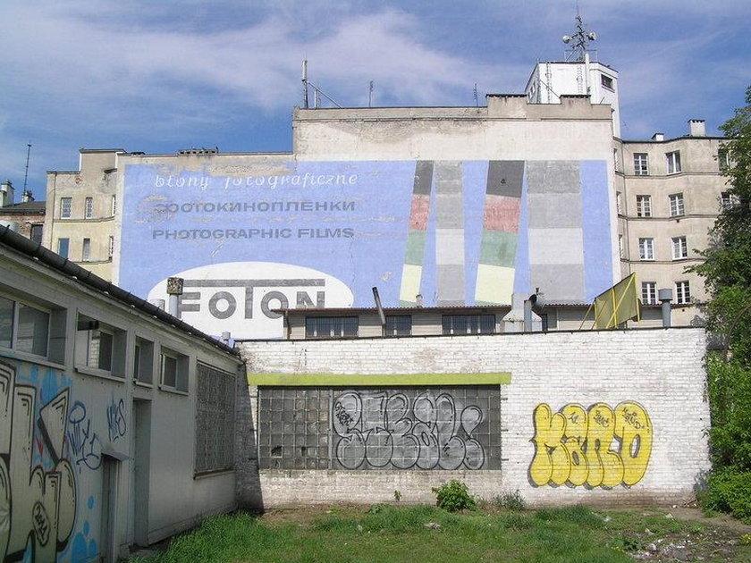 Zamalowali praskie murale
