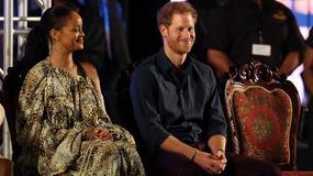 Rihanna poznała księcia Harry'ego