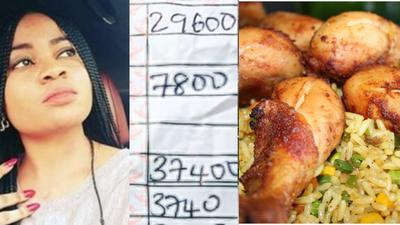 """""""I asked this guy out for lunch & he came with a friend; see my total bill – Lady cries"""