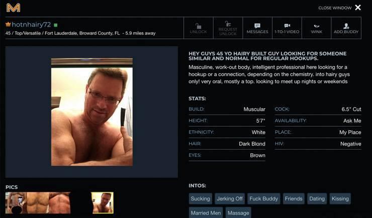 Żonaci mężczyźni seks homoseksualny