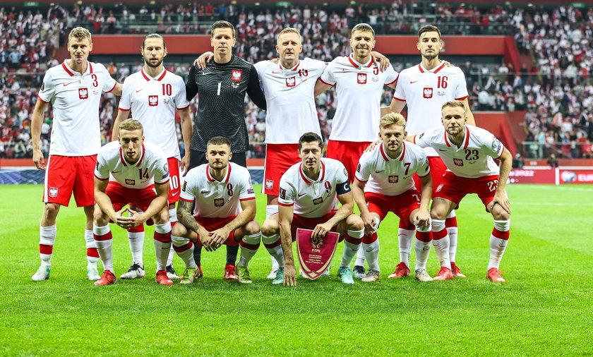 Przewidywany skład Polaków na mecz z Albanią.