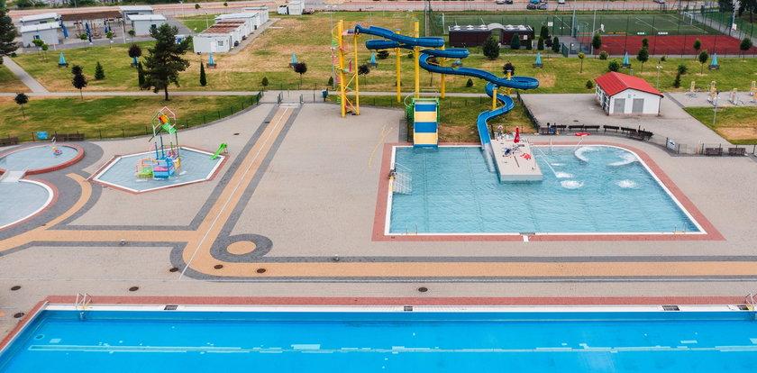 Przyszły wakacje. W Katowicach droższe bilety na baseny i korty