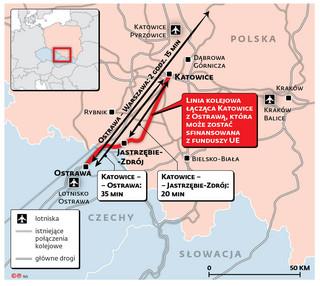 Polsko-czeskie przyspieszenie. Pociągi pojadą z prędkością 200 km/h