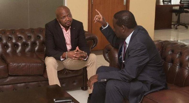 Moses Kuria's tweet to Raila over Nyando floods backfires