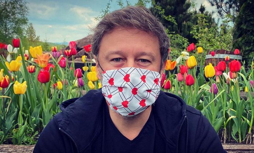 Andrzej Piaseczny do tej pory zmaga się ze skutkami zakażenia COVID-19