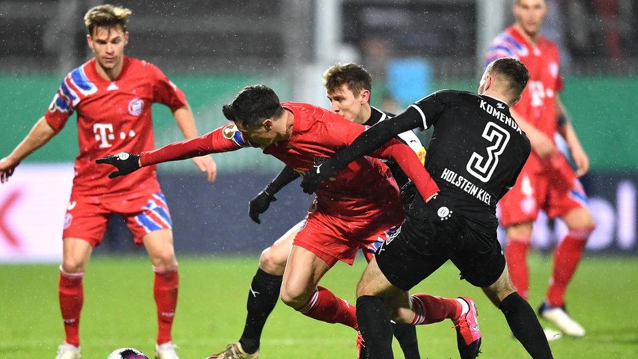 Holstein Kiel - Bayern Monachium