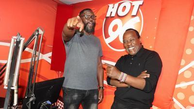 EXCLUSIVE: Nick Odhiambo joins  Hot 96 days after quitting Radio Maisha