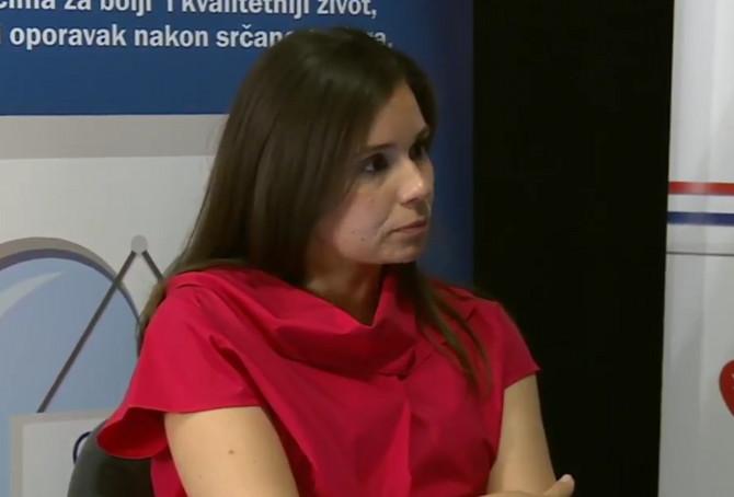 Kardiolog Milana Jarakić