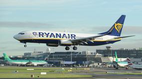 Awaryjne lądowanie samolotu Ryanair. 33 osoby trafiły do szpitala