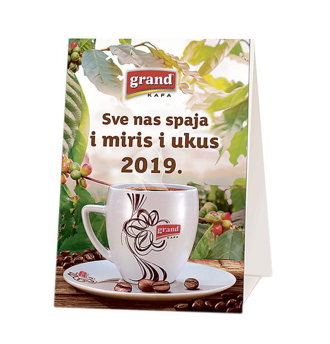 Stoni kalendar za uspešnu novu godinu