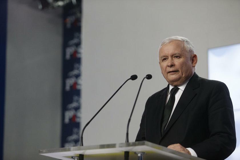 Prezes Sądu Najwyższego odpowiada na atak prezesa PiS