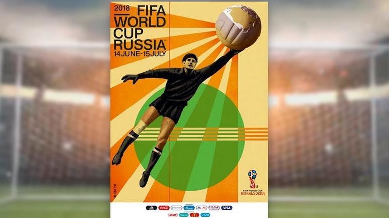 Plakat Mś 2018 W Rosji Został Zaprezentowany Mundial 2018