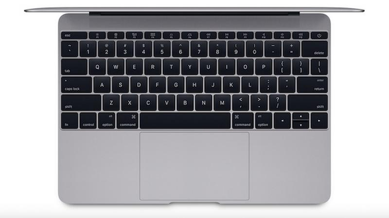 Nowe MacBooki z klawiaturami w technologii E-Ink